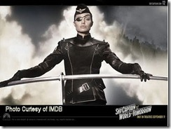 Angelina Jolie Sky Captain
