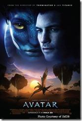 Movie Poster Avatar