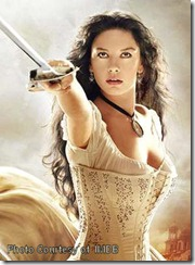 catherine zeta jones legend of zorro