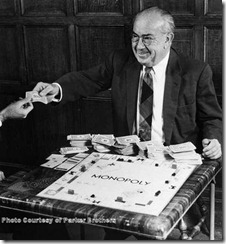 Charles Darrow and his game