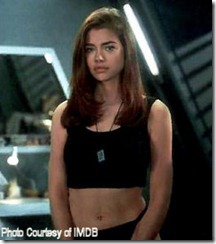 Denise Richards Starship Troopers