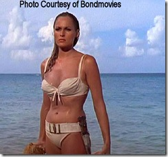 Ursula Andress Bond