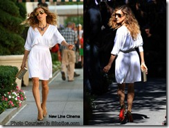 Sara Jessica Parker as Carrie Bradshaw