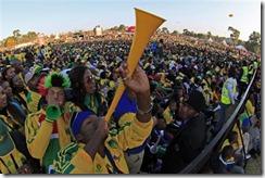 Soccer Vuvuzela