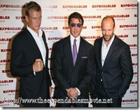 Lundgren, Stallone, Statham
