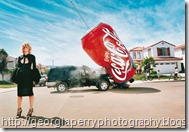 David LaChapelle Coca-Cola