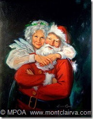 Mr.&Mrs.Claus