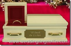 coffin-wedding