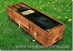 coffin-wine