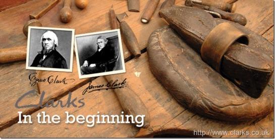 Clarks-Beginning