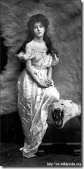 1900 Evelyn Nesbit