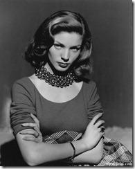 1940 Lauren Bacall