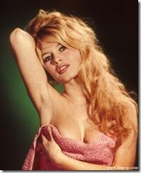 1950 Brigitte Bardot