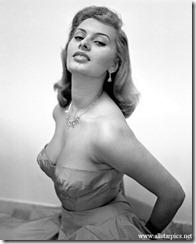 1950 Sophia Loren
