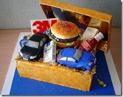 Brand-cake