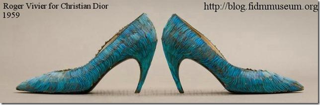Vivier-Choc heels