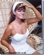 1960 Claudia Cardinale