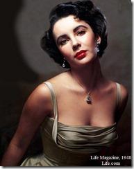 1960 Elizabeth Taylor