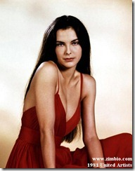 003 Carole Bouquet as Melina Havelock
