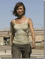 004 Olga Kurylenko as Camille Montes
