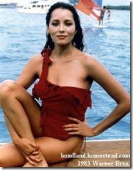 007 Barbara Carrera as Fatima Blush
