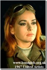 005 Karin Dor as Helga Brandt