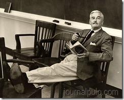 William Faulkner reading