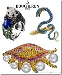 Boucheron Jewelry Collection
