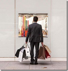 man-shopping
