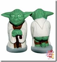 Caganer Yoda