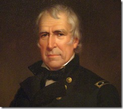 William Henry Harrison by Zachary Taylor