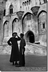 1959 Vaucluse. Avignon