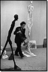 1961 Alberto Giacometti