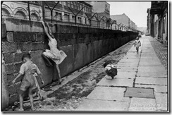 1962 The Berlin wall