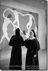 1964 NYC. Museum of Modern Art