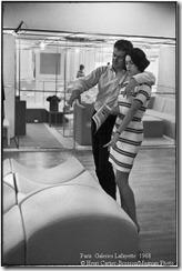 1968 Paris Galeries Lafayette