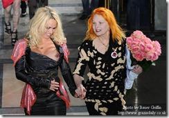 Vivienne and Pamela