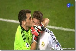 Casillas thanks Ramos