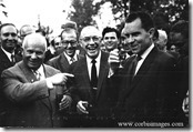Khrushchev, Nixon and vodka