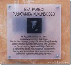 Kuklinski-placard