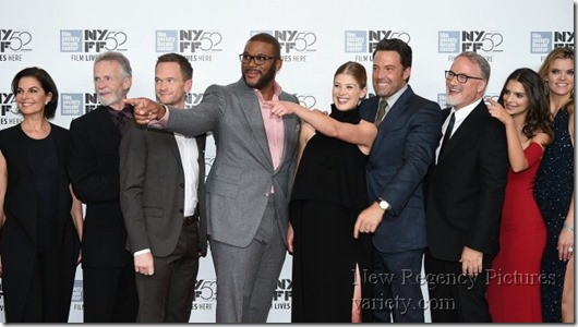 Gone Girl cast