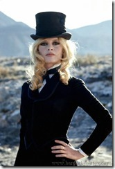 Brigitte Bardot top hat