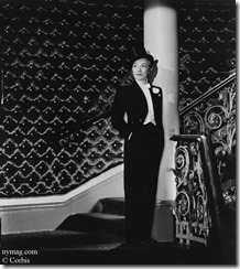 Marlene Dietrich-Cafe de Paris