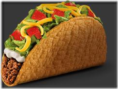 TacoBell Supreme-Taco