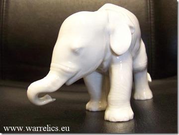 Allach Porcelain elephant