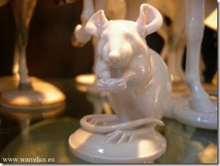 Allach Porcelain mice