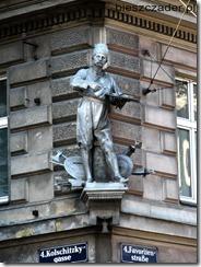 Jerzy Franciszek Kulczycki - street