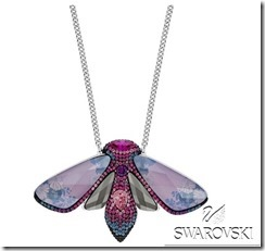 Ditty Butterfly Necklace