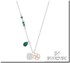 Duo Clover Necklace