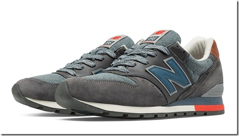NB 996 Distinct Retro Ski